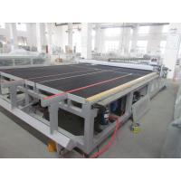 Quality CNC Glass Cutting Table /  Automatic Glass Cutting Machinery High Speed for sale