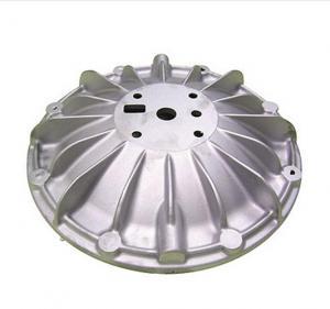 Quality Aluminum Led Light Heatsink Precision Casting Led Bulb Heat Sink for sale