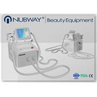 Quality 2 pcs Cryolipolysis handle+Lipo laser+Auto vacuum RF roller   For body shaping, slimming,w for sale