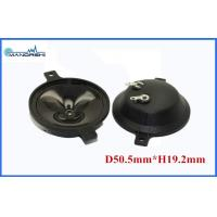 Quality 51MM Supper Round High Frequency Piezo Tweeter 20Khz Buzzer ABS for sale