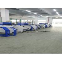 Quality Automatic PLC Slitting Rewinding Machine For PE PVC LDPE Food / Industrial for sale
