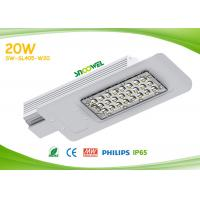 Quality Cheap IP65 20watts solar led street lamp DC12V DC24V with SMD LED for sale