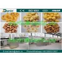 Quality Corn Puffed Extruded Corn Snack Food Making Machine with CE & ISO9001 Approved for sale
