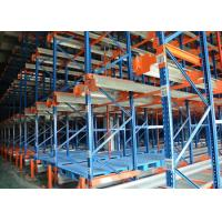 Quality Aceally Steel Radio Shuttle Racking for Warehouse Storage system for sale