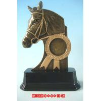 Quality polyresin horse trophy,horse racing awards,trophy awards,animal trophy,racing trophy for sale