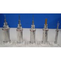 China Overhead Bare All Aluminium Alloy Conductor ASTM / IEC Standard 150mm2 on sale