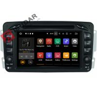 Quality 3D Games Support Mercedes Vito Head Unit , Mercedes Vito Dvd Player With Wifi GPS Radio for sale