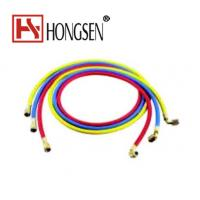 Buy cheap freon refrigeration charging hose for car a/c service tool from wholesalers