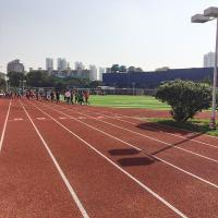 China IAAF Standard Aging Resistance Athletic Track Surfaces on sale