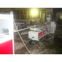 Quality PVC Small Profile Electrical Conduit Chanel Extruder Machine (SJSZ) for sale