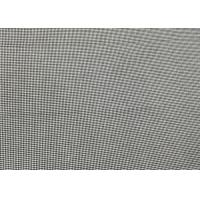 Quality Womens Fashionable Houndstooth 100% Cotton Fabrics 200-250GSM for sale