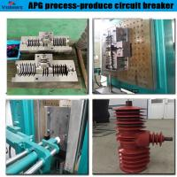 Quality apg epoxy resin mould pressure die casting mould epoxy resin APG injection mould  APG Epoxy Mould for sale