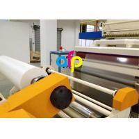 Quality PET Gloss Laminating Film Good Printing Ability Single / Double Side Corona for sale