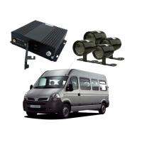 Quality Video SD Card Mobile DVR Camera System with Bidrectional Talk H.264 3G Network DVR for sale