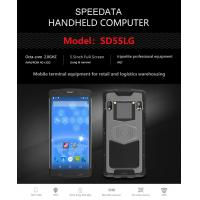Rugged PDA Handheld RFID Reader Barcode Scanner Android For Inventory Management