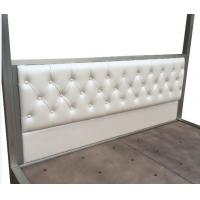 Quality Contemporary Headboard Upholstered Bedroom Sets NO Folding With Size Custom for sale
