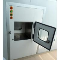 Quality Medical Cleanroom Pass Through Chambers With SS Hinges 0.75kw 380V for sale