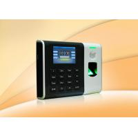 Quality Biometric access control  fingerprint attendance management system With Web server 110 / 220V for sale