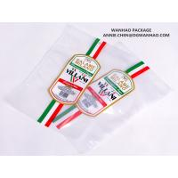 Buy Custom Printed Vacuum Packaging Pouches / High Barrier Vacuum Pouches For at wholesale prices