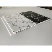 Buy Shinning White / Black Decorative PVC Panels Ceiling Indoor 2.35 - 3kg/Sqm at wholesale prices