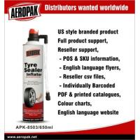 Buy cheap Puncture Seal Instant Emergency Tyre Repair No Corrosion Odorless from wholesalers