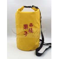 Quality 500D PVC Outdoor Dry Bag For Swimming 2L , 5L , 10L , 15 L, 20L , 30L for sale