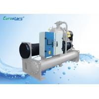 Quality R407C Water Cooled Centrifugal Chiller Water Cooler Chiller 7 Protections for sale