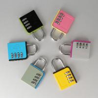 Buy Luggage Mini Zinc Alloy Combination Padlock 3 Digital Password Padlock at wholesale prices