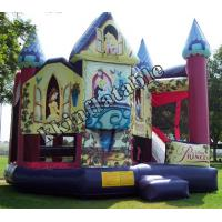 Quality Popular Fairy Inflatable Jumping Castle Inflatable Combo Kzh-g013 For Party  for sale
