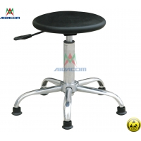 Quality Cleanroom 10e8 Ohm 620mm Adjustable ESD Antistatic Chair for sale