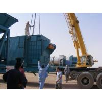 Buy 130t / H Hoisting Capacity Mobile Asphalt Mixing Plant 30kw Driver Power at wholesale prices