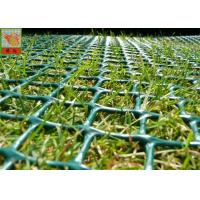 Quality Grass Protection Mesh , Garden Mesh Netting , Turf Reinforcement Mesh , 650 GSM , HDPE Materials for sale