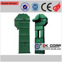 Quality Advanced NE type chain bucket elevator vertical conveying system for sale