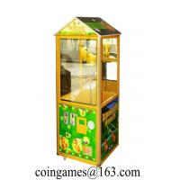 Buy Dinasaur World Amusement Park Equipment Small Gumball Vending Machine For Sale at wholesale prices