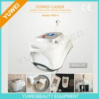 Quality Yuwei Laser YWD-4 Painless 808 nm diode laser hair removal price with ChillTip handpiece for sale