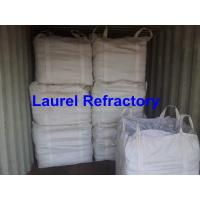 Quality Steel Fiber Strengthened Unshaped Refractory Castable In Furnace for sale