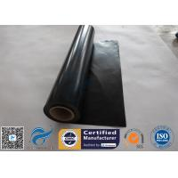 Quality Non Toxic PTFE Coated Fiberglass Fabric High Dielectric Strength for sale