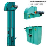 Buy 2018 new style high capacity Henan Shangqiu Jiuchao Grain bucket elevator TDTG30/13 for wheat corn flour used in flour m at wholesale prices