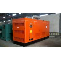 Quality 400/230V 50Hz 3 Phase Soundproof Diesel Generators 500KVA Commercial Generator for sale
