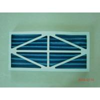 Buy cheap HVAC Cardboard Panel Filter with Washable Synthetic Fiber (21,25,46mm thickness) from wholesalers