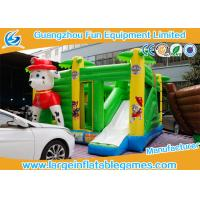 Quality Paw Patrol Themed Inflatable Bouncy Castle For Playing Center for sale