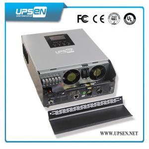 Quality Parallel Solar Inverter 12/24/48V 220V Inbuilt Battery Charger 1000va - 5000va with Ethernet Connection for sale