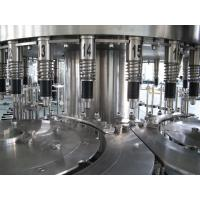 Quality High Speed Automatic water Producing Pet Bottling Rinsing Filling Capping Machine Line for sale