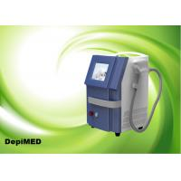 Quality Body Professional Nd Yag Hair Removal , 808nm Diode Laser Depilation Machine for sale