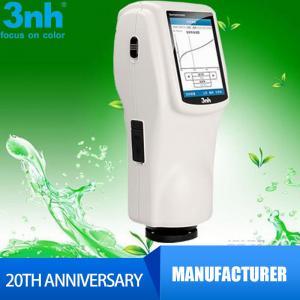 Liquid Color Test 3nh Spectrophotometer 8mm Aperture High Precision