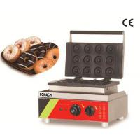 Quality Manual Type Donut Machine Table Top Stainless Steel Body CE approval Donut Making Machine FMX-DM22 for sale