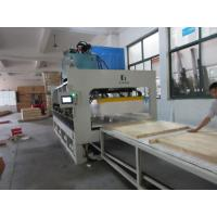 Quality RF Press Edge Gluer for Jointing Board with Conveyor for sale
