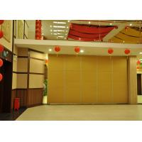 China MDF Interior Suspended Sliding Partition Commercial Toilet Partitions 65MM Panel on sale