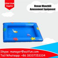Quality Top Quality Inflatables Manufacturer Cheap Inflatable Water Swimming Pool For Kids for sale