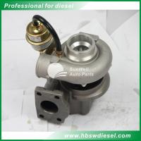 Quality GT2052S Turbo for Perkins Industrial Engine T4.40 Turbocharger  727264-0004  2674A094 for sale